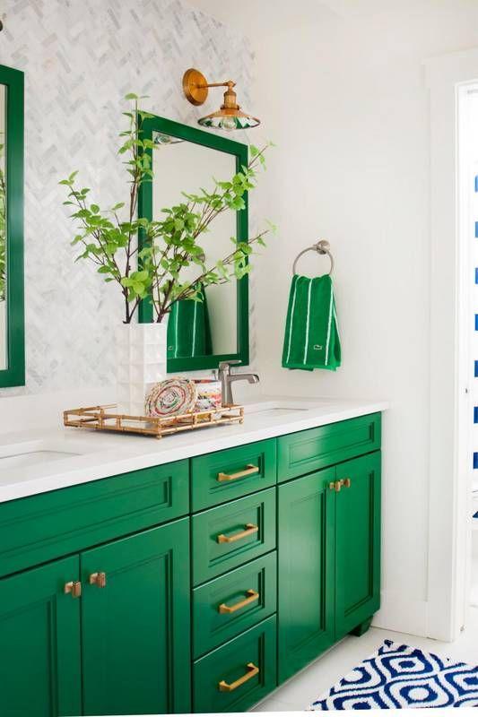 Green Look Interior