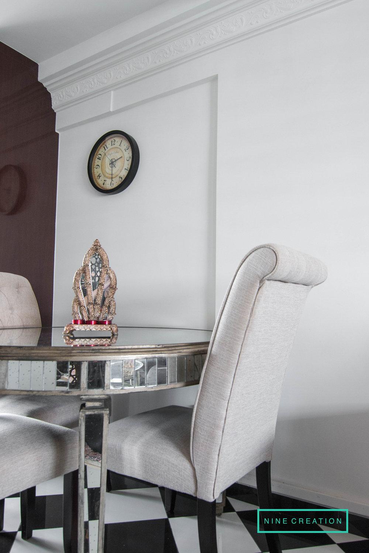 Interior Design & Renovation