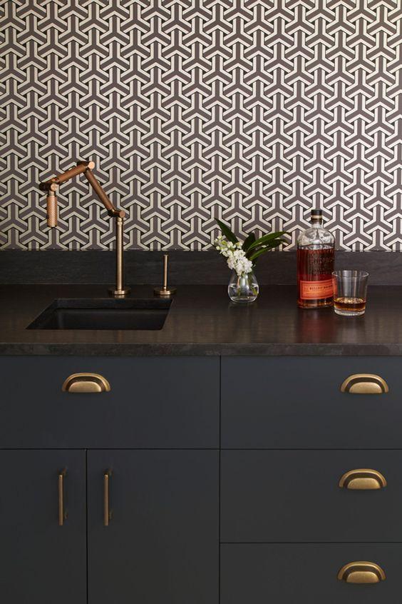 Bronze Look Interior Design
