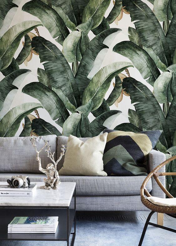 Tropical Modern Interior