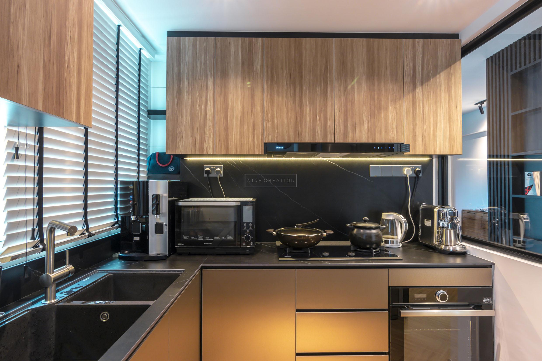 Kitchen renovation package